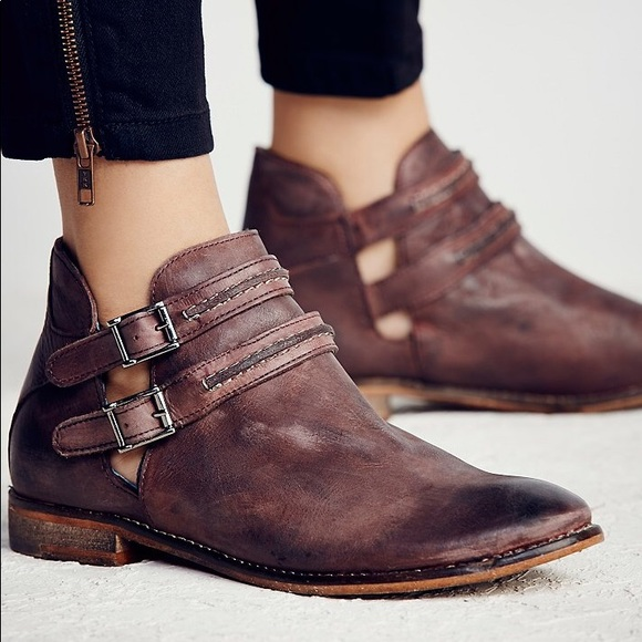 528bfa7bbade Free People Shoes - Free People Braeburn Ankle Boots